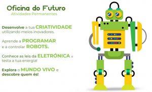 Já conhece as Oficinas do Futuro?