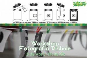 Workshop Fotografia Pinhole