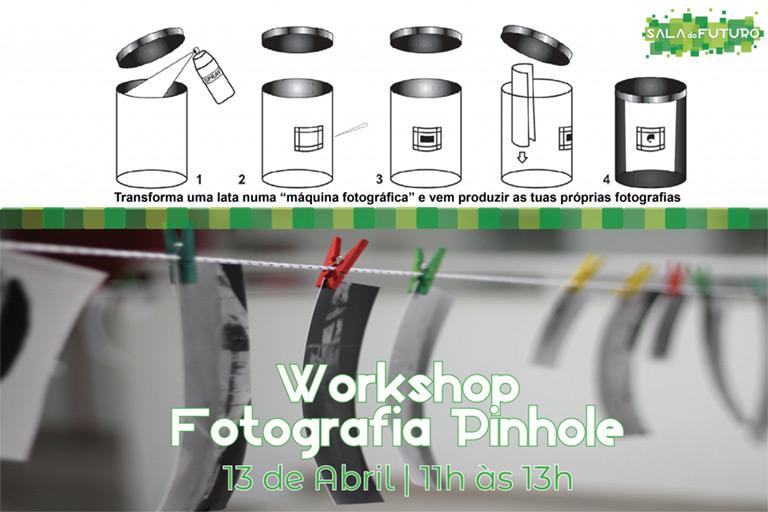 Read more about the article Workshop Fotografia Pinhole