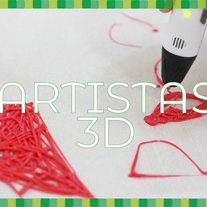 Artistas 3D