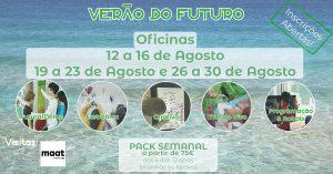 """Atividades de Verão – """"Verão do Futuro"""""""