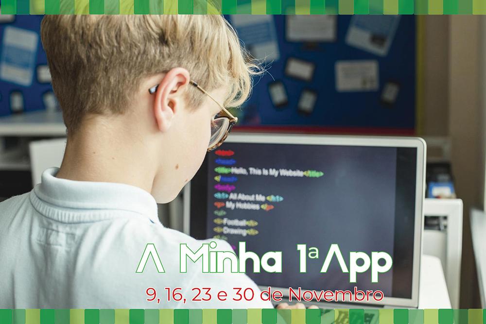 Curso: A minha 1ª app