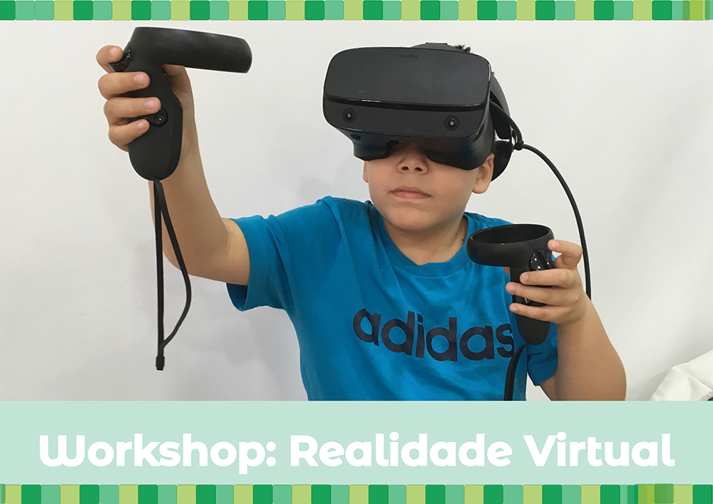 You are currently viewing Realidade Virtual – Workshop