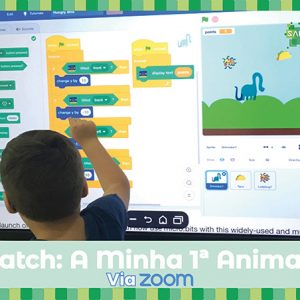 Workshop Scrach: a minha 1ª animação