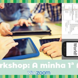 Workshop A minha 1ª App