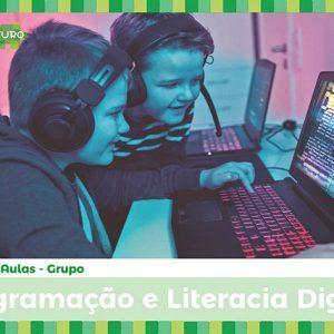 Pacote Programação e Literacia Digital – Grupo