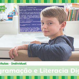 Pacote Programação e Literacia Digital – Individual