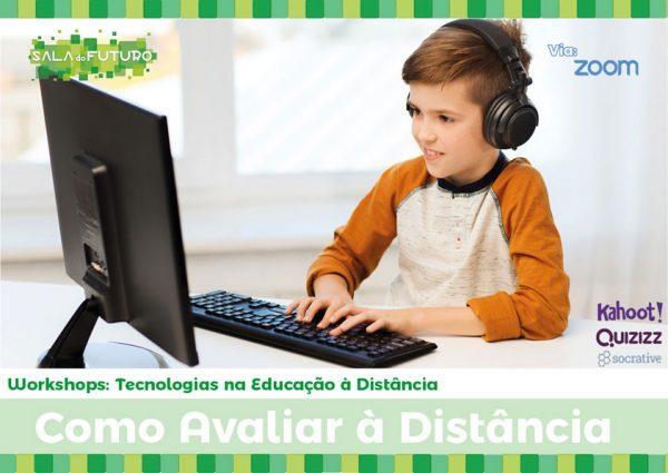 Workshop Como Avaliar à Distância