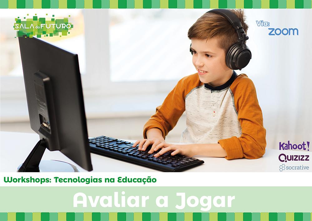 Workshop Avaliar a Jogar