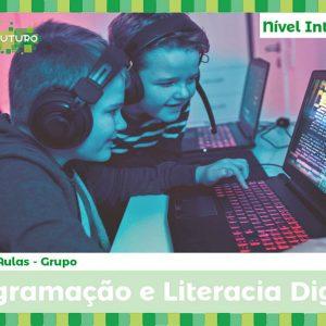 Pacote Programação e Literacia Digital – Grupo / Nível Intermédio