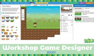 Workshop: Game Designer