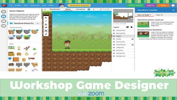 Workshop Game Designer