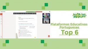 Plataformas Educativas Portuguesas – Top 6