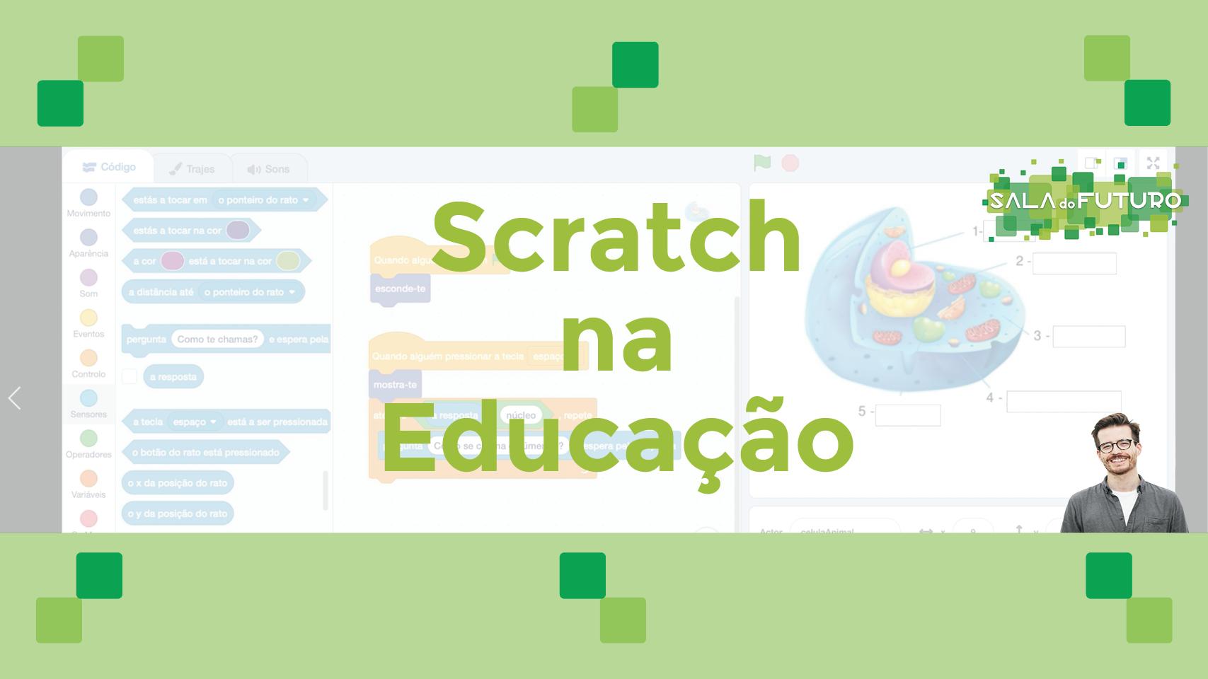 Scratch na Educação – Curso Online