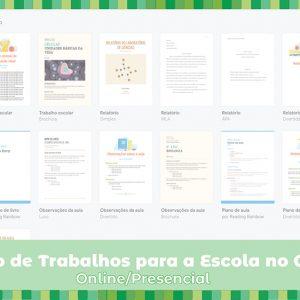 Workshop: Preparação de trabalhos para a escola no Google Docs
