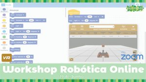 Read more about the article Workshop Robótica Online