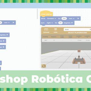 Workshop Robótica Online