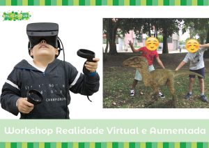 Read more about the article Workshop: Realidade Virtual e Aumentada