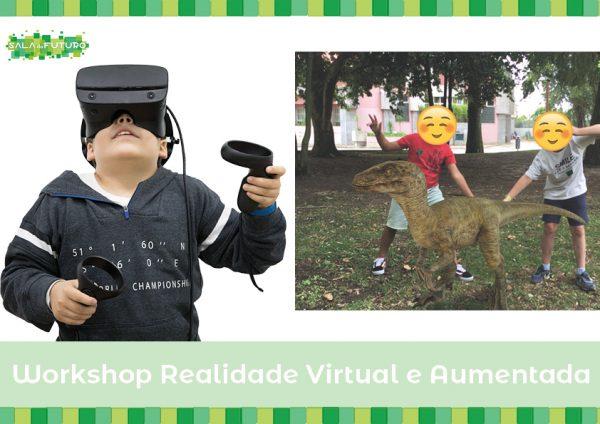 Workshop Realidade Virtual e Aumentada